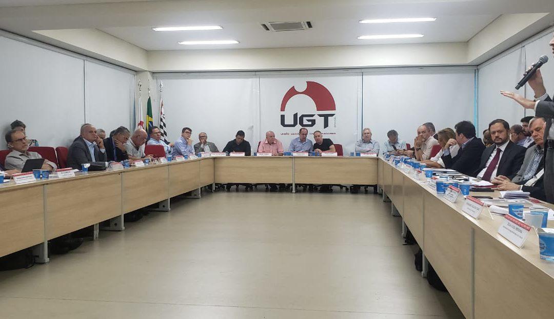 Grupo de Estudos do governo insiste em reforma da estrutura sindical