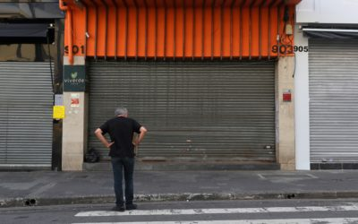 Com previsão de fechamento e demissão, centros comerciais de SP pedem apoio