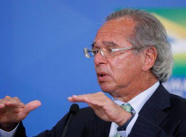 'Vai ter uma enxurrada de crédito até o fim do ano', diz Guedes.